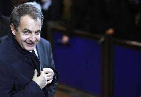 Zapatero sólo estará cuatro días en el paro   Cuartopoder