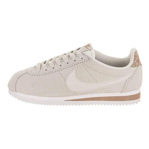 Zapatillas De Mujer Nike Cortez Classic Premium Oferta ...