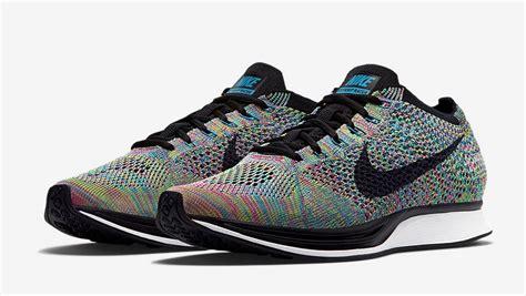 Zapatillas de running Nike Flyknit Racer multicolor 2017 ...