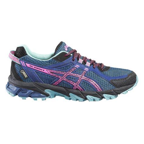 Zapatillas de trail running de mujer Gel Sonoma 2 Gore Tex ...