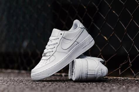 Zapatillas Nike Air Force 1 White Original Para Mujer   S ...