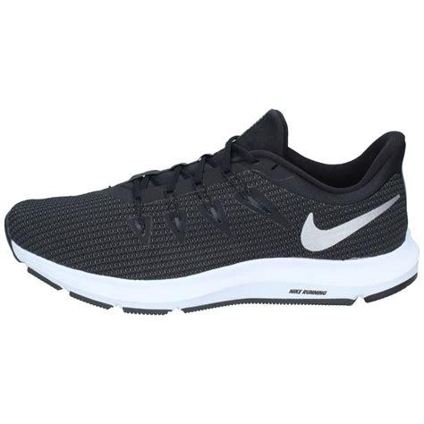 Zapatillas Nike Hombre Running QUEST Negra   Patuelli