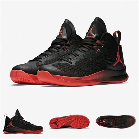 Zapatillas Nike Jordan Super Fly 5   Black Infrared 2016 ...