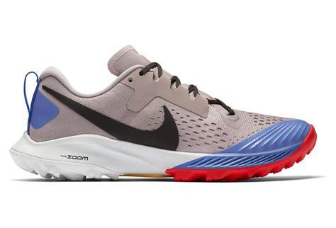 Zapatillas Nike Running Mujer Air Zoom Terra Kiger 5 Gris ...