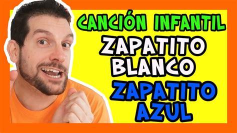 ZAPATITO BLANCO  ZAPATITO AZUL dime cuantos años ...