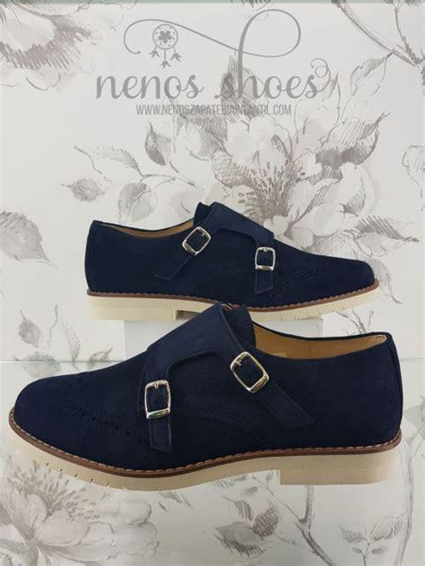 Zapato Oxford blucher para niños de Maria Catalan ...