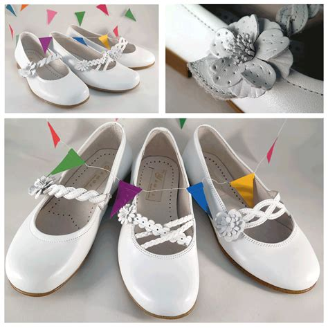 Zapatos de #Comunión para niñas. Moda en #calzadoinfantil ...