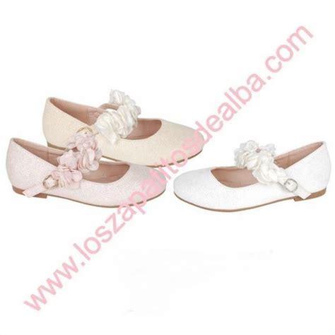 Zapatos Niña Comunión Blanco Modelo Tiara Brillo baratos ...