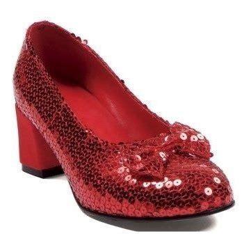 Zapatos Rojos De Dorothy Mago De Oz Para Damas Envio ...