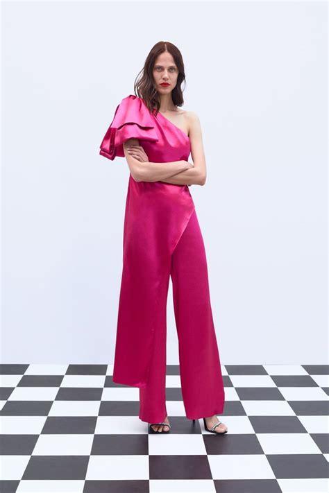Zara lanza una colección de vestidos limitada de los que ...