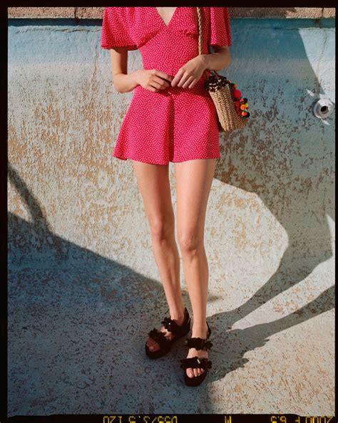 Zara: monos cortos, tendencia del verano contra el calor ...