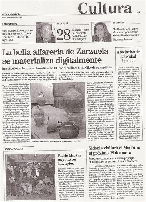 Zarzuela de Jadraque: Noticias