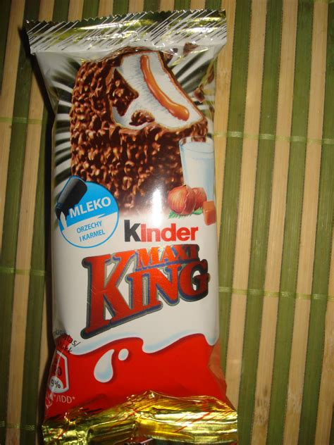 Zdjęcia Ferrero Kinder Maxi King  6/17    bangla.pl