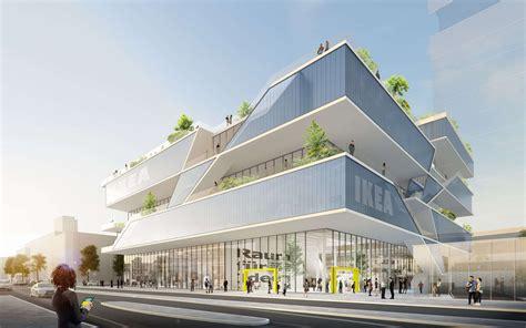 Zechner & Zechner Architects – City IKEA Vienna