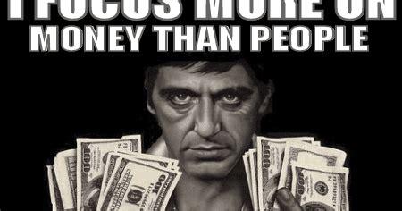 ZEN CONSULTING : TONY MONTANA MONEY FOCUS