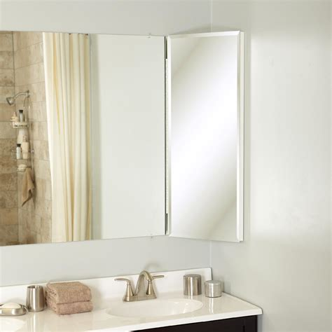 Zenith Products Over the Mirror Corner Cabinet 14  x 36 ...