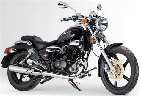 Zing II Darkside, la nueva custom de 125cc de Kymco