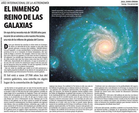 ZOCO Astronomía: El inmenso reino de las galaxias ...