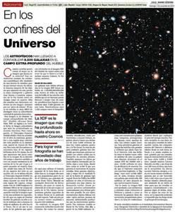 Zoco Astronomía: En los confines del Universo