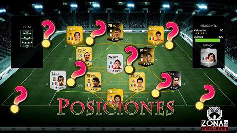 Zona de Entrenamiento   TODAS las posiciones de jugador ...