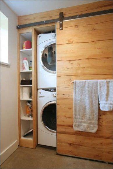 Zona de lavado en un armario | PUERTAS | Lavaderos, Rincón ...