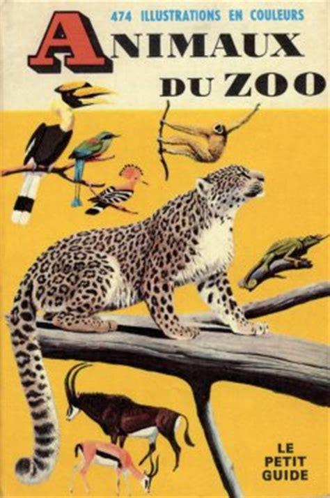 Zoo Animals Golden Guide