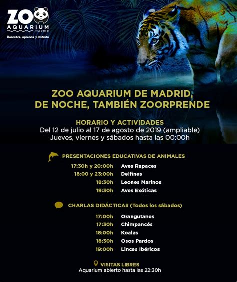 Zoo Aquarium Madrid   Comprar entradas online con descuento.
