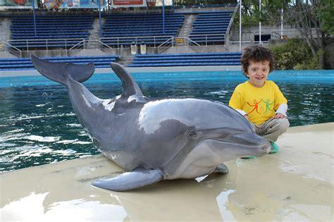 Zoo Aquarium Madrid hace realidad el sueño de Erik ...