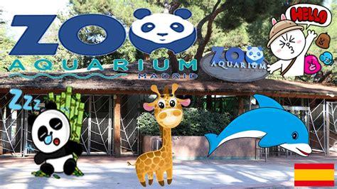 Zoo Aquarium Madrid    YouTube