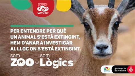 Zoo de Barcelona apuesta por la biodiversidad en su 125 ...