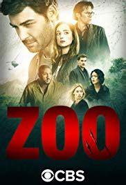 Zoo  TV Series 2015–2017    IMDb