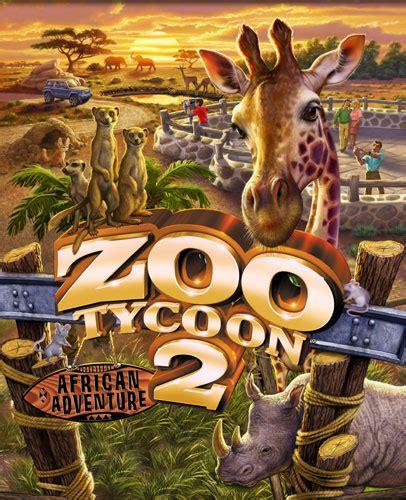 Zoo Tycoon 2: African Adventure | Zoo Tycoon Wiki | Fandom ...