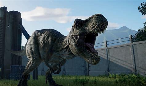 Zoo z dinozurami   nowe wideo  Jurassic World Evolution ...