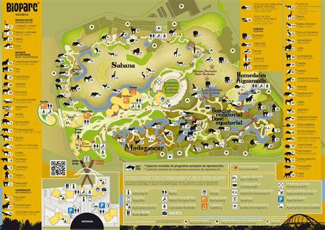 Zoologic natural park Bioparc in Valencia | Guide of Valencia