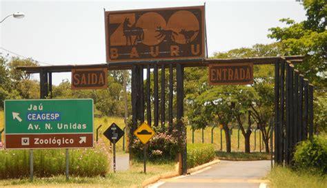 Zoológico   Prefeitura Municipal de Bauru