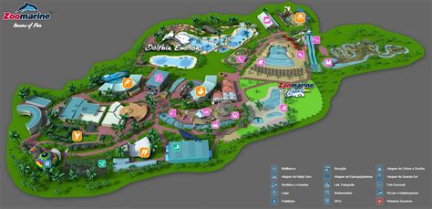 Zoomarine Theme Park in Guia