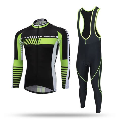 Zsjb XINTOWN Invierno Ropa Ciclismo Hombres Mujeres ...
