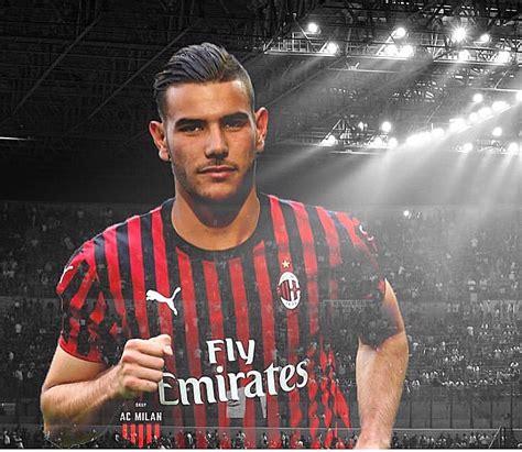 Zyrtare: Theo Hernandez transferohet te Milani   Telegrafi